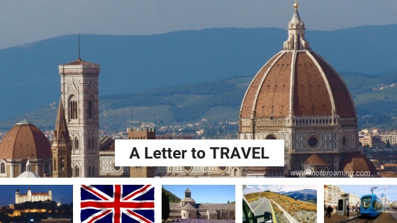 A letter to Travel