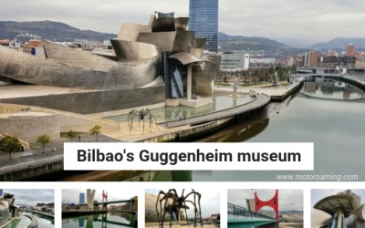 Bilbao and its Guggenheim