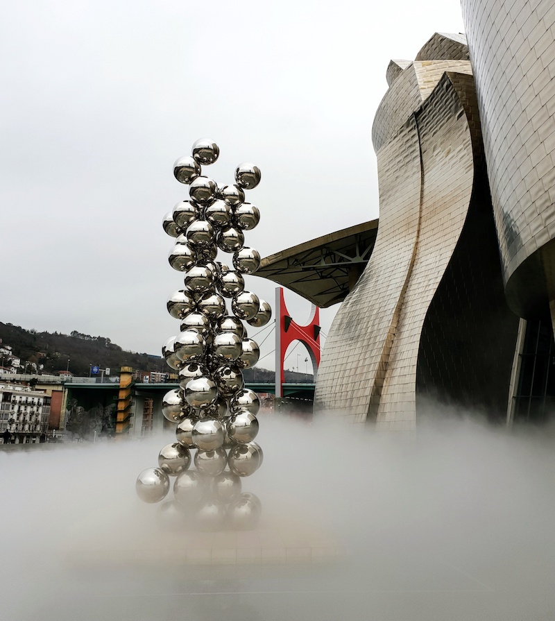 The Guggenheim mist