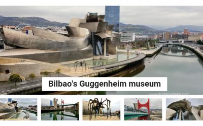 Bilbao and its Guggenheim