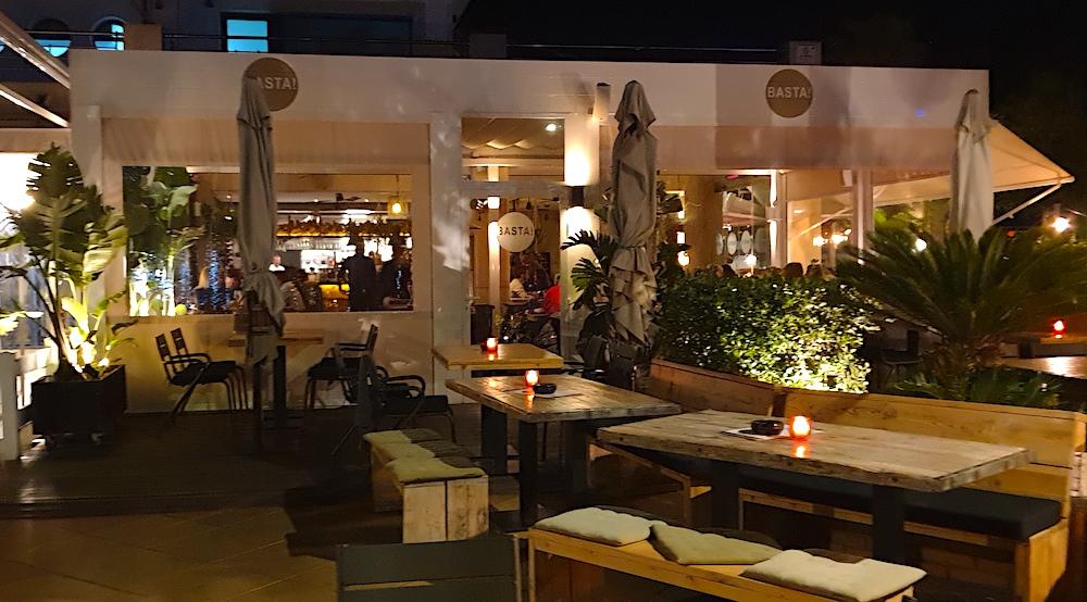 Basta restaurant Exploring Denia