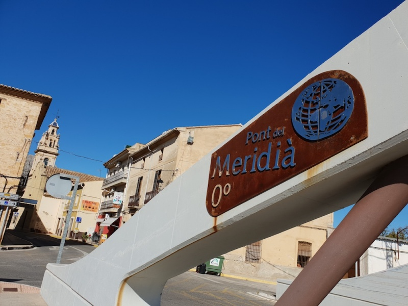 Beniarleig Meridian, Spain