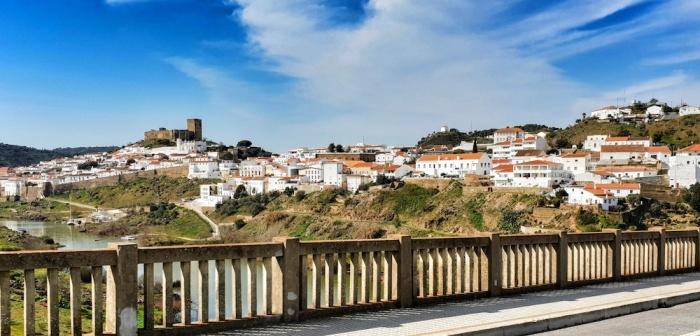 Mertola entry,Portugal