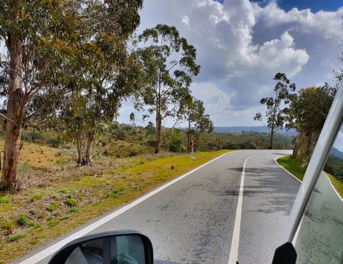 N2 roadtrip, Portugal