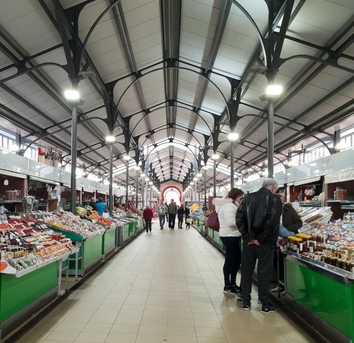 Indoor Market, Loulé,Portugal