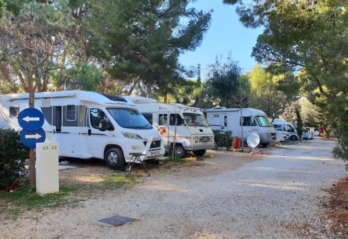 Camping Los Pinos Denia,Spain