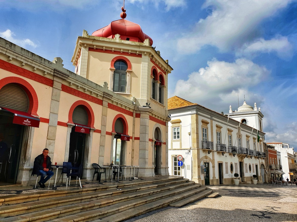 Market and Town Hall Loulé