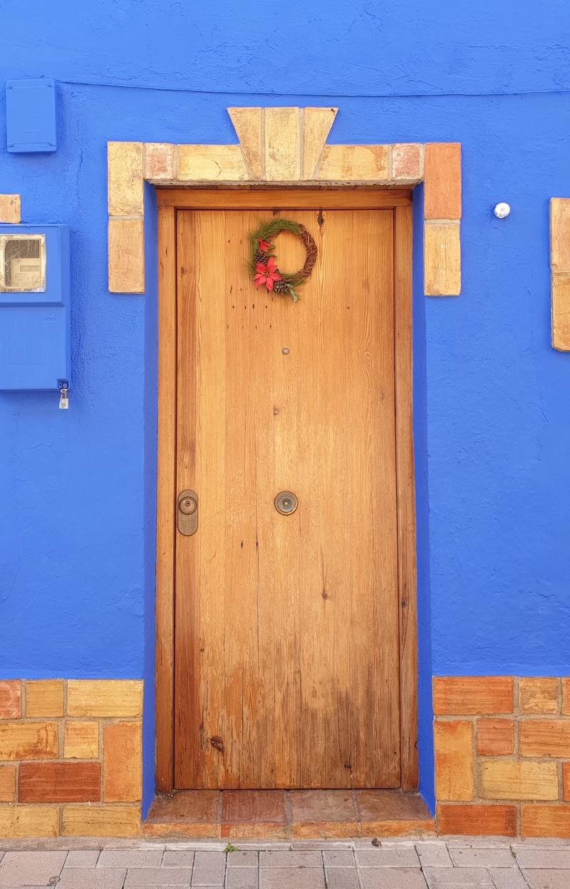 old town denia door