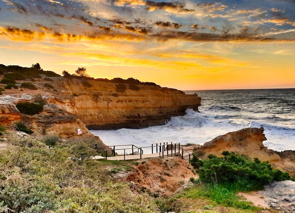 Albandeira sunrise Portugal sm