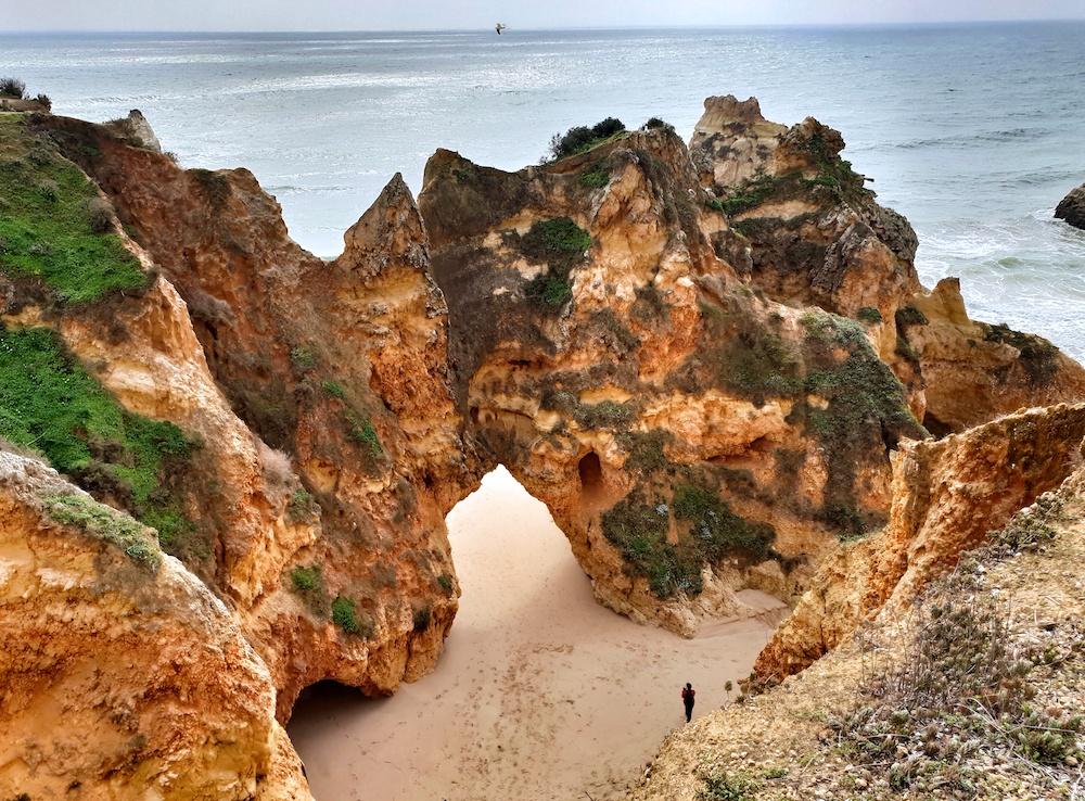 Alvor cliffs