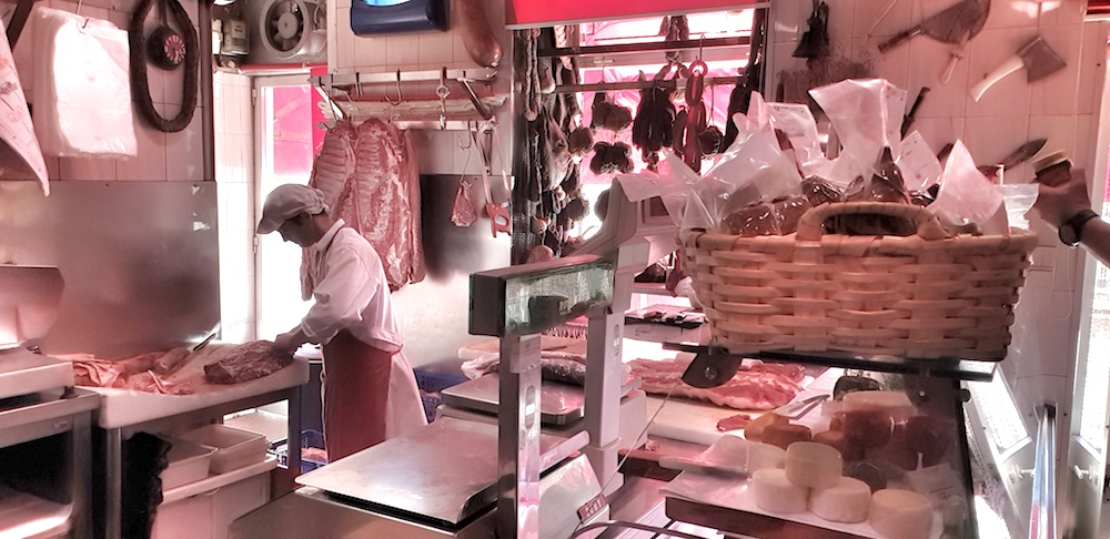 Butcher Pinhao,Portugal