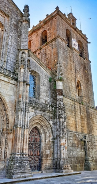 Cathedral Lamego,Portugal