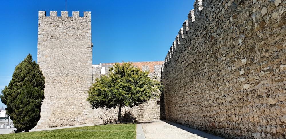 City walls Évora