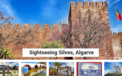 Sightseeing Silves, Algarve