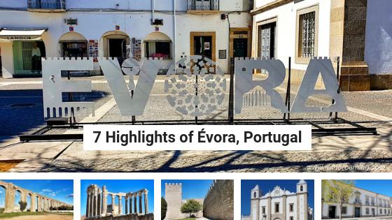 7 Highlights of Évora