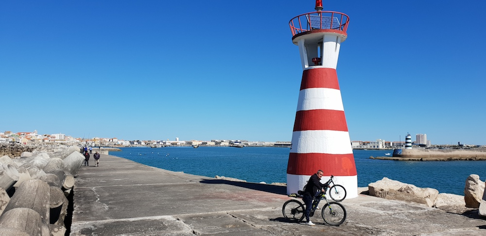 Peniche lighthouse,Portugal