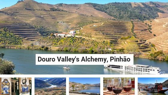 Douro Valley's Alchemy – Pinhão
