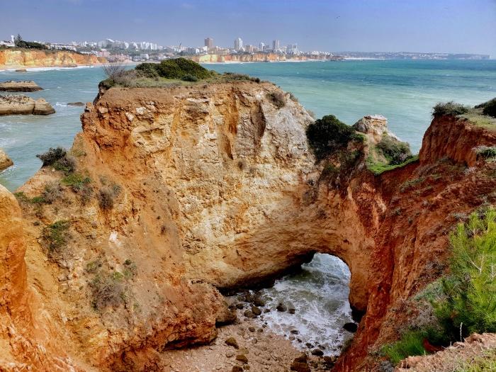 Portimão view, Portugal
