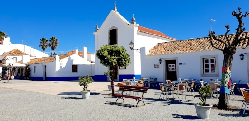 Porto Covo village,Portugal