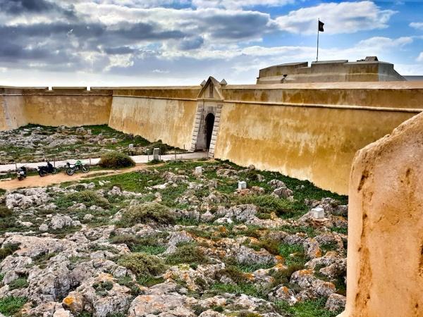 Sagres Fortress,Portugal
