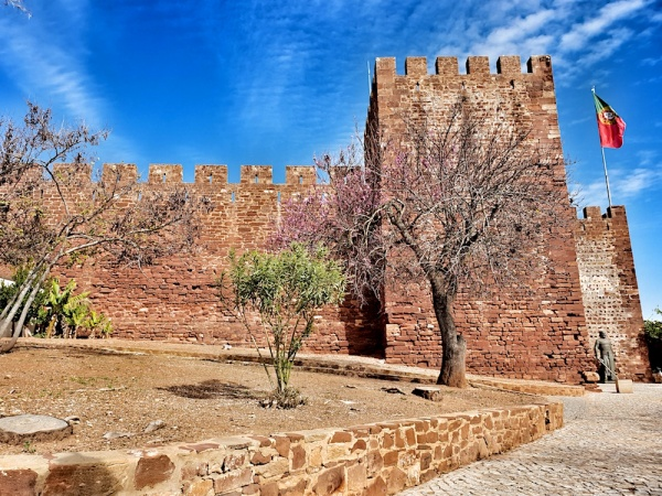 Silves Castle,Portugal