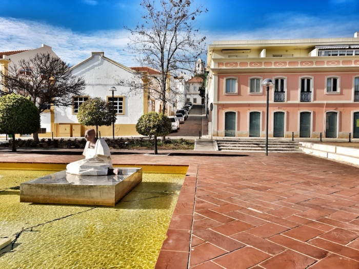 Silves fountains,Portugal