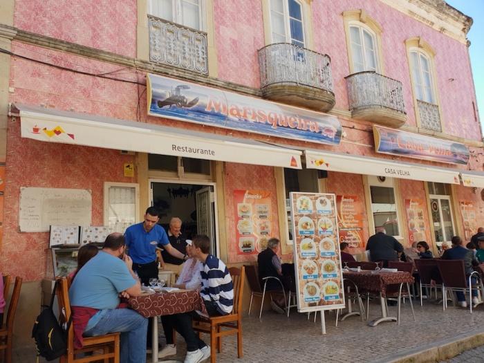 Silves restaurant casa velha, Portugal