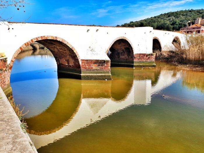 Silves Roman Bridge, Portugal
