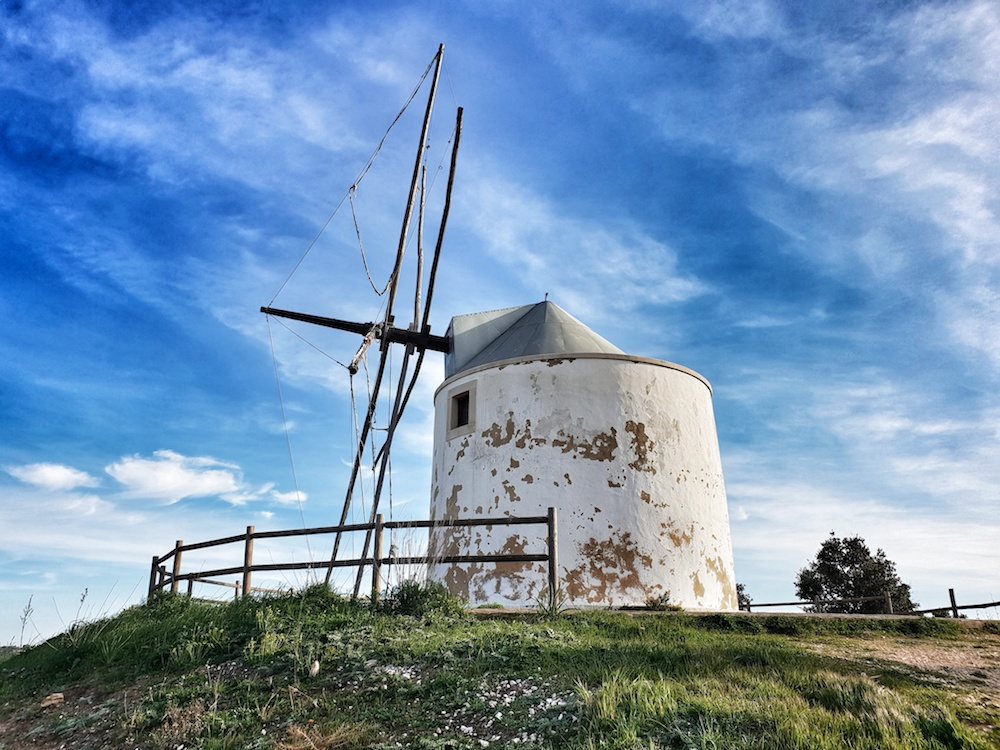 Silves windmill