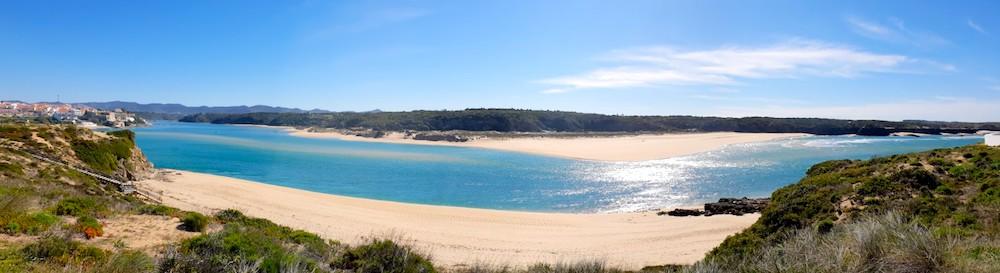 Vila Nova Milfontes pano, Portugal