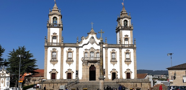 Viseu cathedral,Portugal