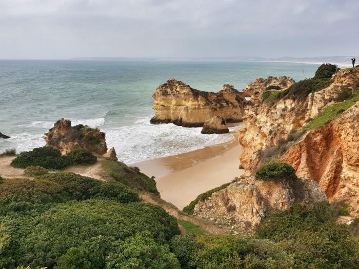 Alvor coastline, Portugal