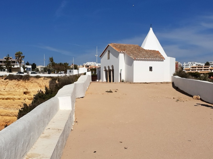 Church of our Lady of the Rock, Portugal
