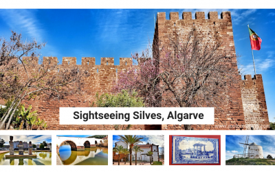 Sightseeing Silves, Algarve