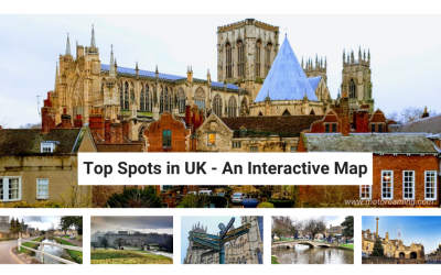 Top Spots in UK – An Interactive Map