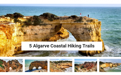 5 Algarve Coastal Hiking Trails