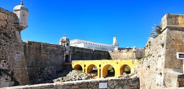 Peniche fortress,Portugal