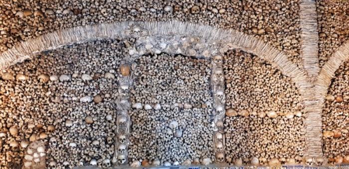 Chapel of Bones, Évora, Chapel of Bones, Evora,Portugal