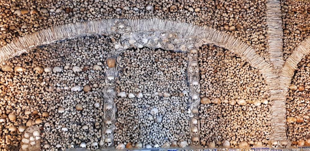 Chapel of Bones, Évora