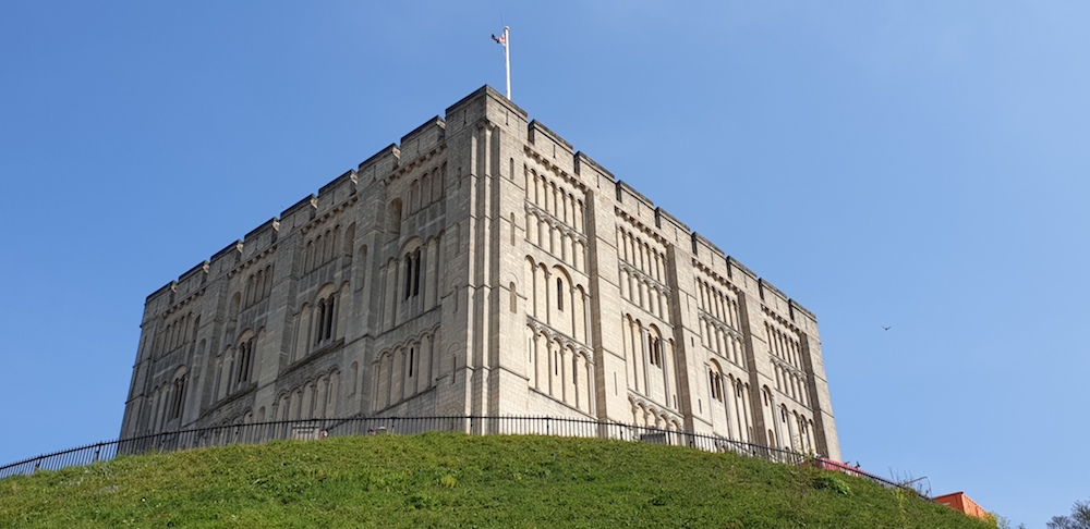 Norwich castle museum,Norfolk, UK