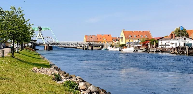Canal Kroen, Enø, Denmark