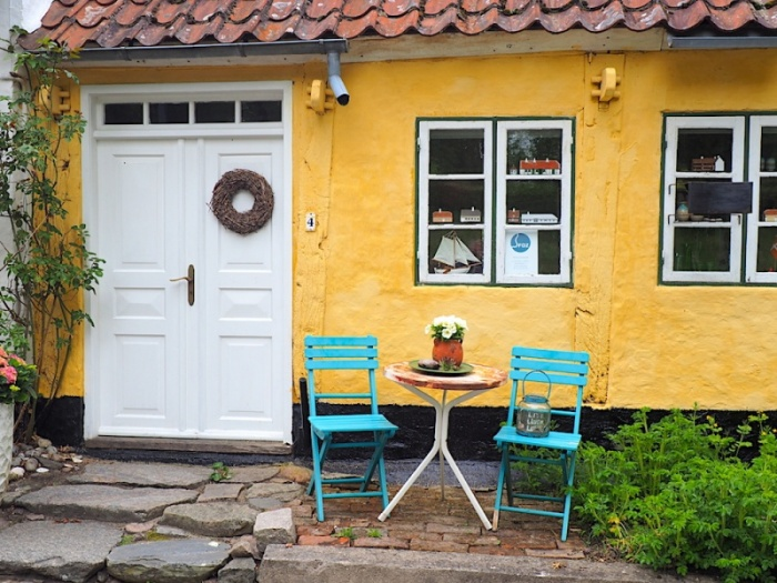 Danish cottage,home hygge, Denmark