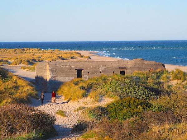 Grenen bunker, Grenen, Denmark