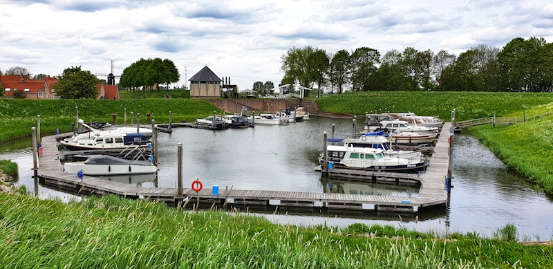Heusden Marina, The Netherlands