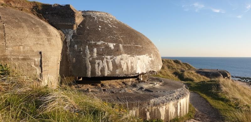 Hirtshal bunkers, Denmark