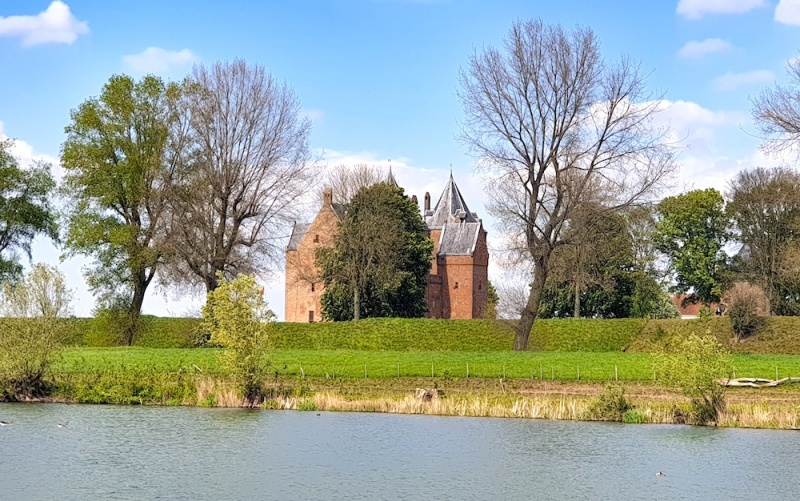 Loevestein Castle, The Netherlands
