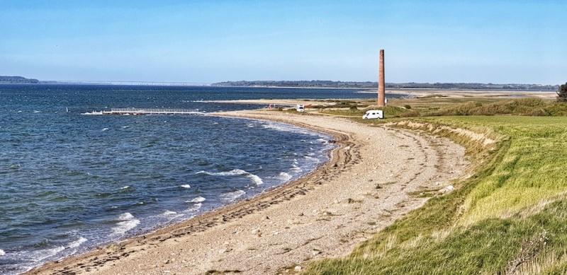 Nymølle Strand, Denmark