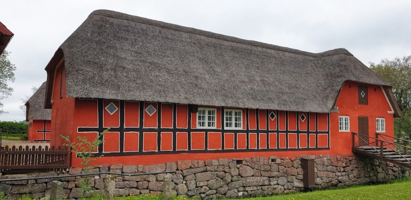 Viking Museum Hobro, Denmark