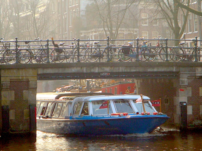 Amsterdam boats, The Netherlands