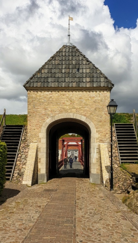Bourtange star fortress, The Netherlands